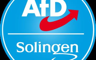 Gemeinsame Pressemitteilung OB Kandidat Johannes Motz und KV Solingen zum Amoklauf in Hanau
